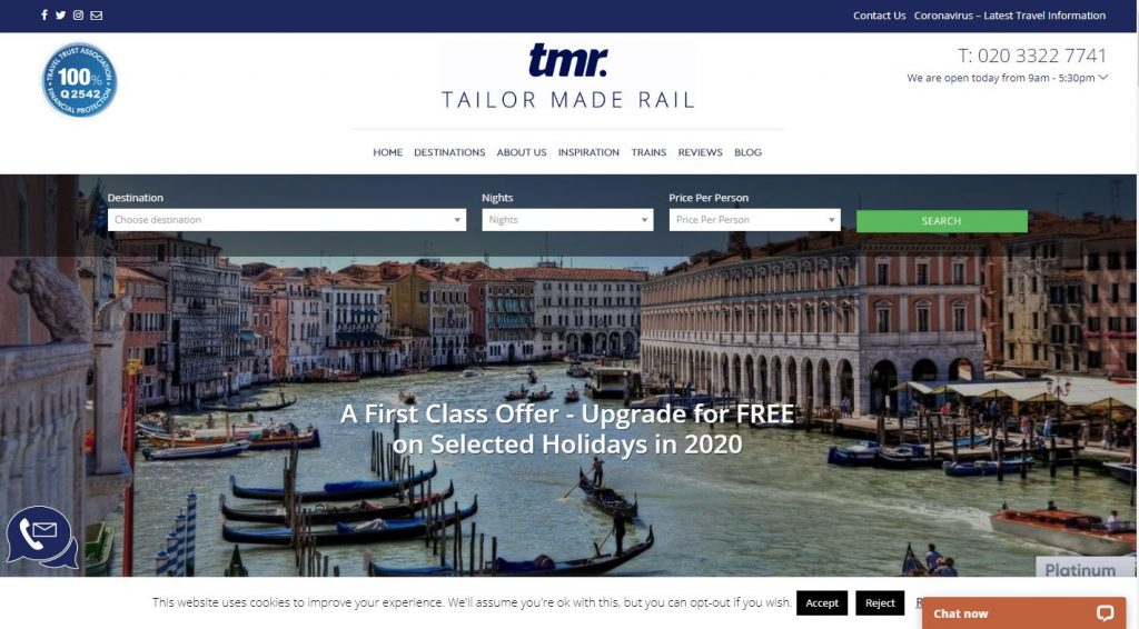 TMR Homepage