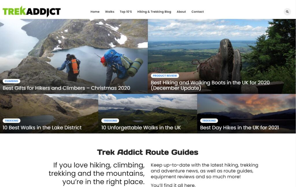trekaddict.co.uk